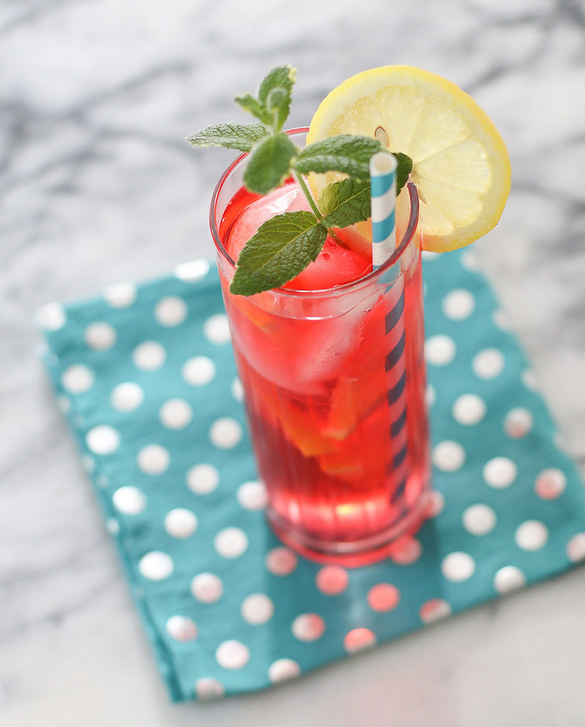 Sugar Free Homemade Strawberry Lemonade – Licia Bobesha
